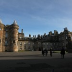 Edinburgh City Centre Electric Bike Tour - Holyrood Palace