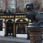 Edinburgh City Centre Electric Bike Tour - Greyfriars Bobby Statue